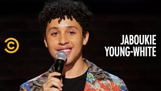 "Jaboukie Young-White: ""Jesus Be Looking Cute as F**k On the Cross"""