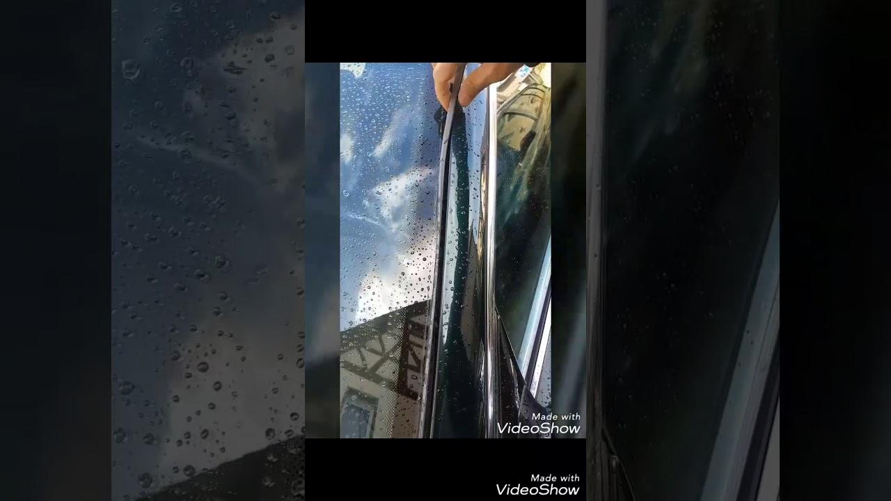 Bmw E39 Frontscheibe Gummi Wechseln Youtube