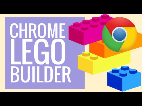 How To: Chrome Lego Builder (Kindergarten)