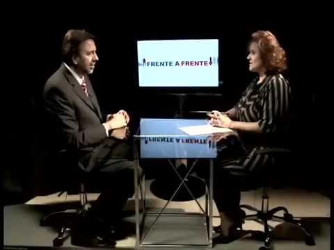 Programa Frente a Frente - Jorge Lordello