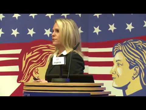 The Power of Media in the Election - Alice Stewart