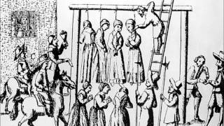 MACABRE HISTORY:  Salem Witch Trials 1692