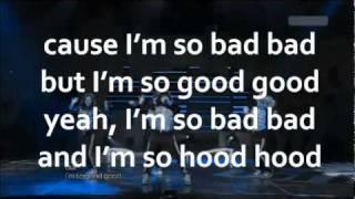 2NE1 - Can't Nobody [karaoke]