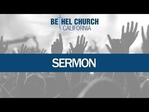 BCC Sermon - Pst SonnyLesmana - Nov13, 2016