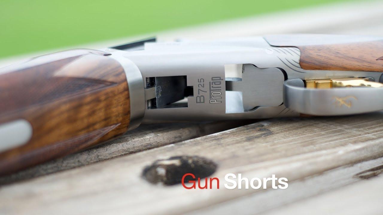 Browning B725 Pro Trap shotgun review