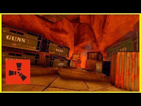 Rust Raids: VANILLA | CAVE STASH LOOTED!