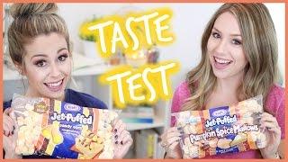 TASTE TEST   Pumpkin Spice & Candy Corn Marshmallows