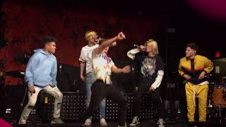 PRETTYMUCH Dance Freestyle Jack and Jack Tour Detroit