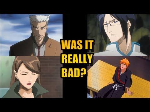 Bleach-(Filler Arc 1) The Bount Arc (Episode 64-109) Review, Discussion And Thoughts