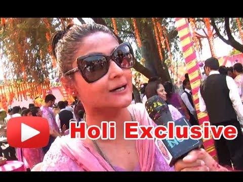 Bigg Boss 6 Winner Urvashi Dholakia Uncut Interview - Holi Exclusive