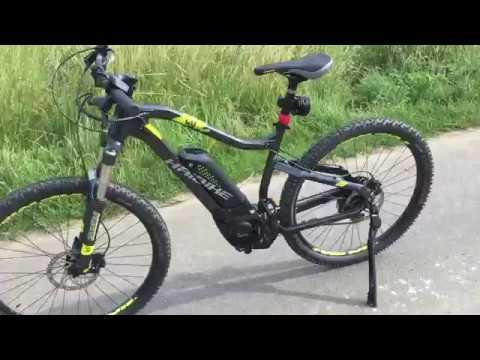 Haibike Sduro Hardseven 40 2018 E Bike Bosch Engine