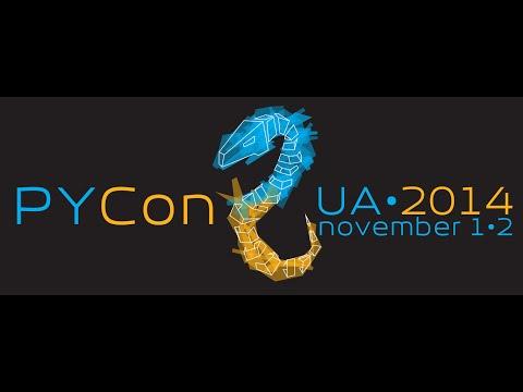 PyCon Ukraine 2014: Vitaly Haritonskiy: Data Mining на Python