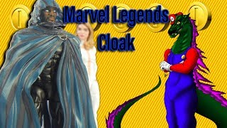 Marvel Legends Cloak Review