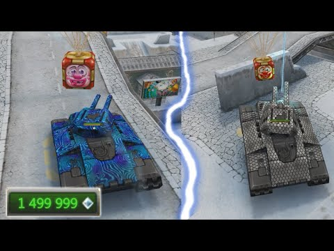 Tanki Online - Epic Juggernaut Gold Box Video #3 Insane Catches | Caught 50,000 Gold!? |Танки Онлайн