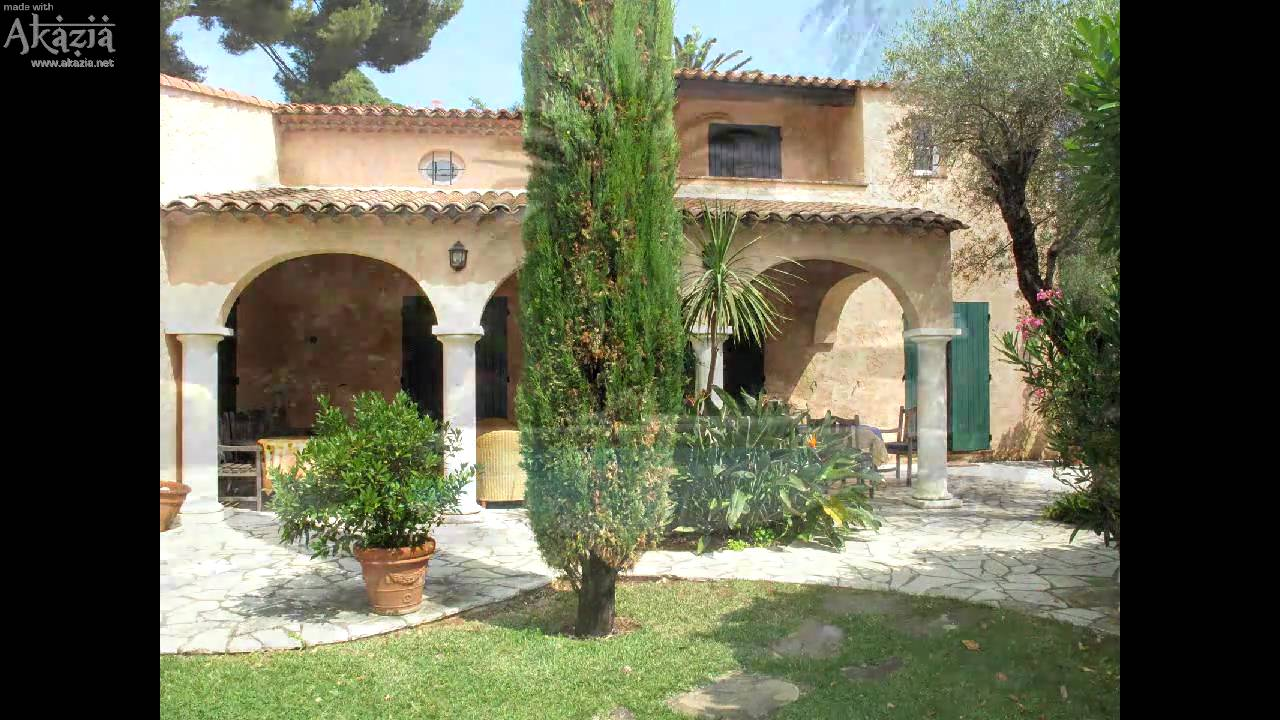 Maison provencale youtube - Maisons provencales photos ...