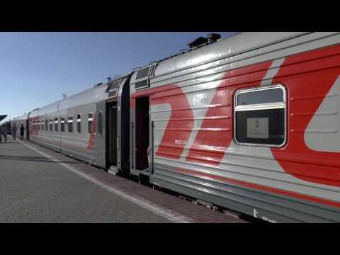 Как добраться на поезде до крыма