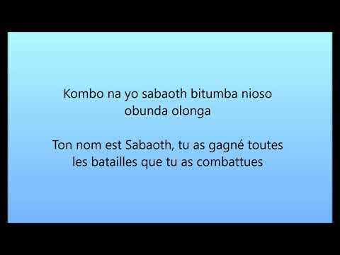 Moise Mbiye   OZA MOSANTU feat Bébé Souza
