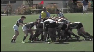RUGBY: Cavaliers vs Pen Green 2/27/16