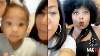 "Tiny, Heiress & Shekinah Hosts Meet And Greet At ""Got Da Juice Bar!"""