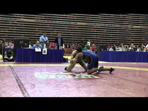 2014 Dino Invitational: 61 kg Dylan Bray vs. Dave Sharma