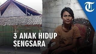Ayah Meninggal, Ibu Pergi Entah ke Mana, 3 Bersaudara di Boyolali Hidup Sengsara dan Butuh Bantuan