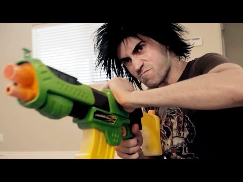 Thumbnail: NERF GUNS SHOOTOUT!