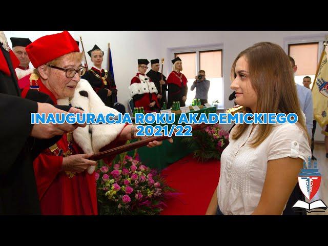 WSHiU Uroczysta Inauguracja Roku Akademickiego 2021/22