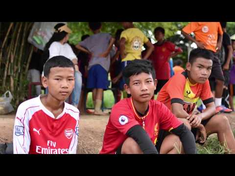 Esperança Football Camp, 3rd edtion (2017) by PFA Bangkok