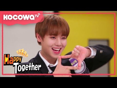 [Happy Together] EP510_0803_Wanna One Park Ji-Hoon