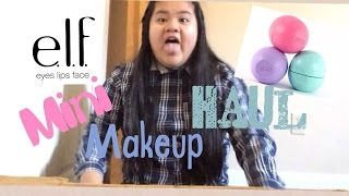 MINI MAKEUP HAUL !! Thumbnail