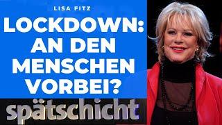 """Lisa Fitz über den """"Lockdown light"""""""