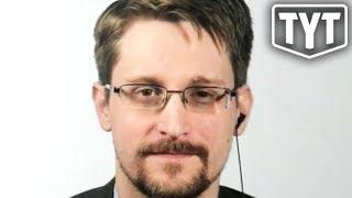 Edward Snowden On Trump's Whistleblower