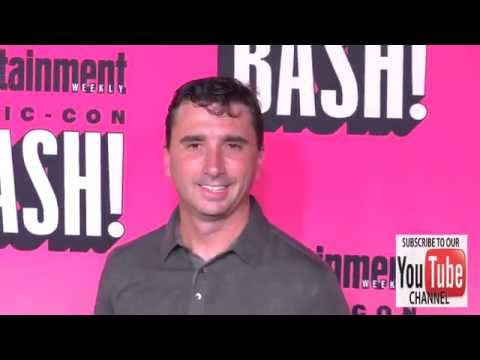 Anthony C  Ferrante at the Entertainment Weekly San Diego Comic Con Party