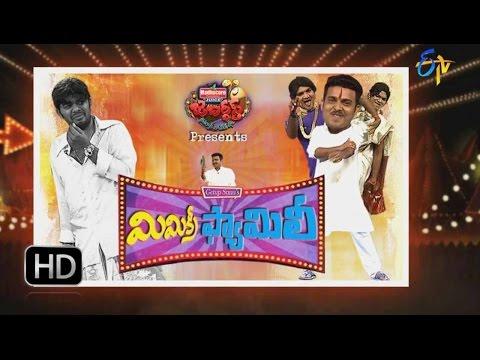 Jabardasth -  1st October 2015 -   జబర్దస్త్ – Full Episode