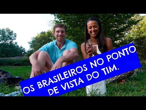 TIM EXPLICA - O AMERICANO MAIS BRASILEIRO DE TODOS.