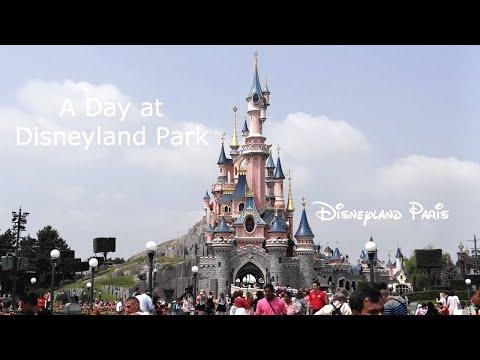 Disneyland Paris  A day at Disneyland Park letöltés