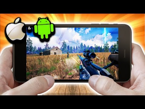 Top 10 BEST IOS/Android Battle Royale Games Like PUBG Mobile 2019! High Graphics! [Free Download]