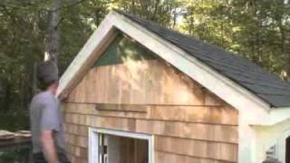 How To Build A Backyard Storage Shed (intro)