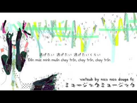 Music Music - toa ft  nameless - Utaite vietsub