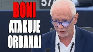 Michał Boni publicznie występuje przeciwko Węgrom! Komunistyczny aparatczyk walczy z Orbanem!