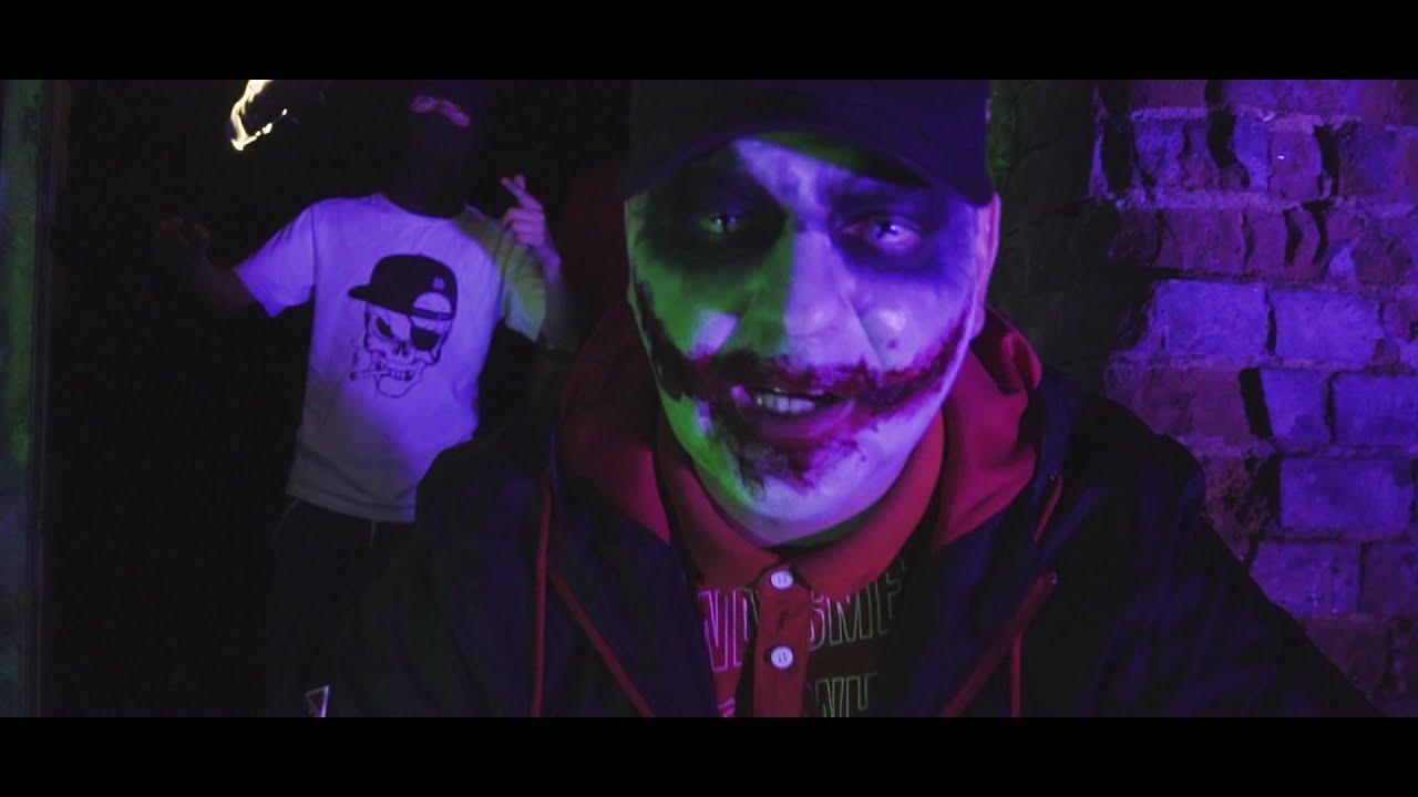 Arczi Szajka - Joker // Prod. BQ (Official Video)