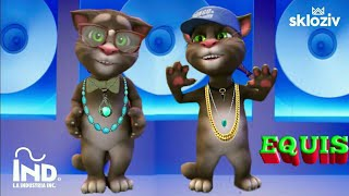X (equis) Nicky Jam, J Balvin / gato Tom Video