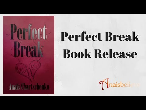 Perfect Break Book YA Verse Novel Release