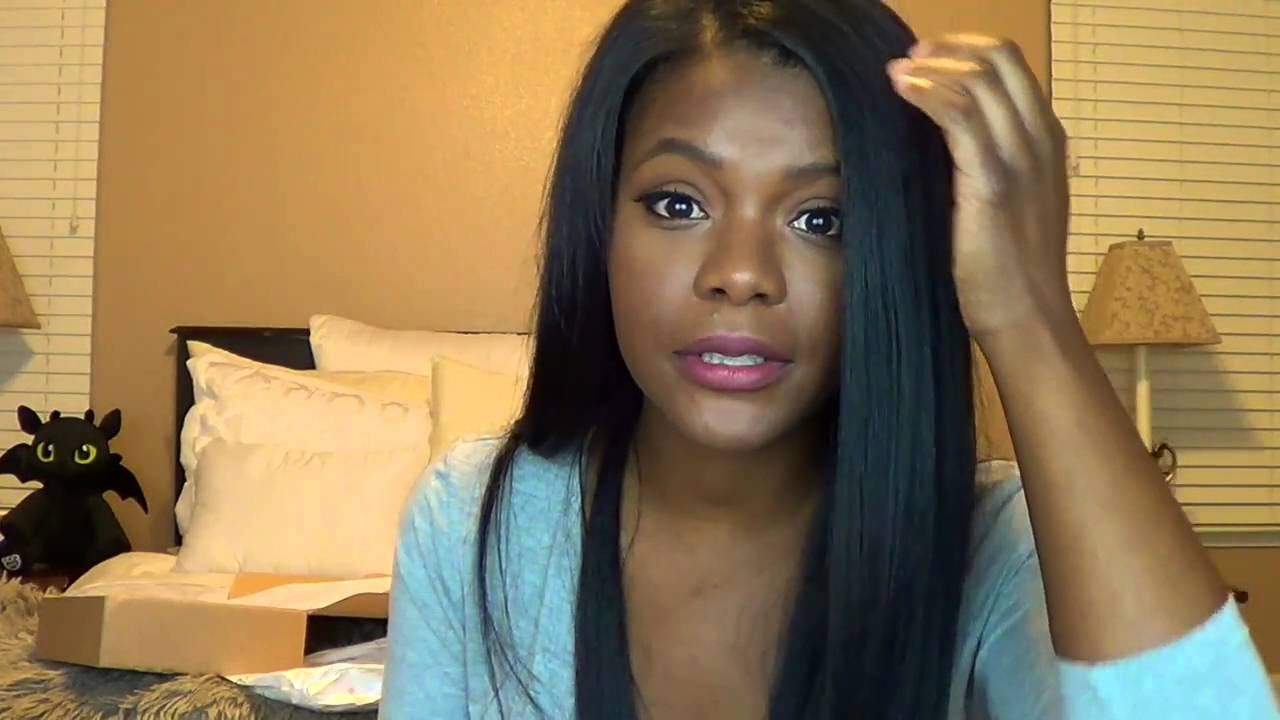 Youtube Lace Front Wig Review 108