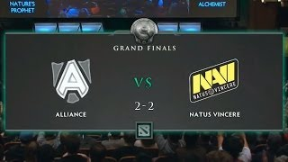 Repeat youtube video The International 3 - Grand Final game 5 - Alliance vs Na'Vi - English Commentary DotA 2