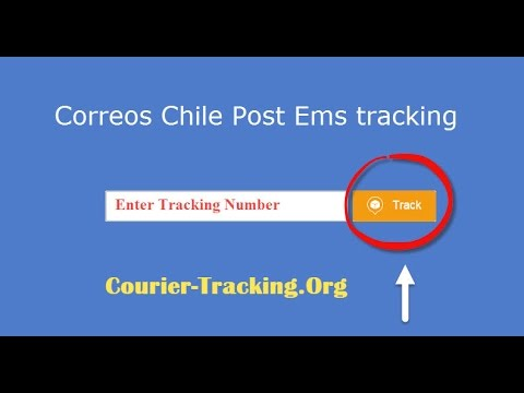 Correos Chile Post Ems Tracking | Correos Chile Post Ems Tracking Guide