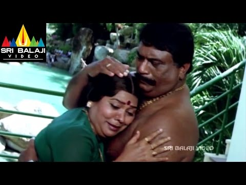Evadi Gola Vaadidi Movie Jp and Kondavalasa Shakuntala | Aryan Rajesh, Deepika | Sri Balaji Video
