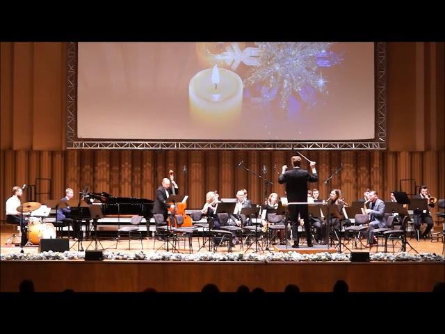 Świąteczny Big Band - Wieczór kolęd 2018 - Szkoła Muzyczna I i II st. w Gorzowie Wlkp.