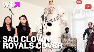 Puddles the Clown Sadly Sings Lorde