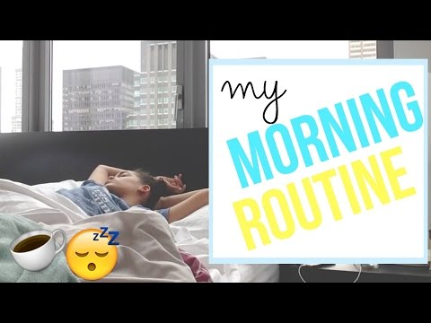 Morning Routine! NYC | Alison Stroming
